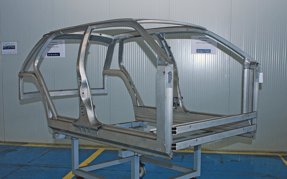 EMARC Group - Space Frames